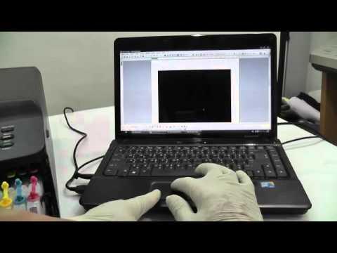 BROTHER MFC J430W ทดสอบคุณภาพงานพิมพ์.mp4 โดยคอมพิวท์