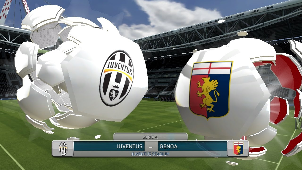 Image result for Juventus vs Genoa