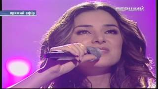 """Eurovision 2014 Ukraine - Zlata Ognevich """"Passion"""" (as special guest)"""