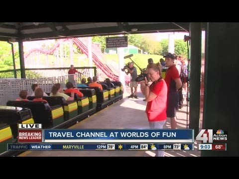 Coaster to be featured on Travel Channel