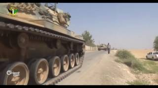 تركيا سنقيم المنطقة الأمنة داخل سوريا وسنشارك بعملية تحرير الرقة