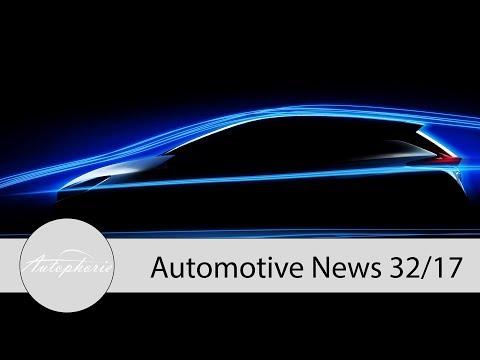 News: VW Polo Preise, Neuer Nissan LEAF, Porsche Cayenne ohne Diesel - Autophorie