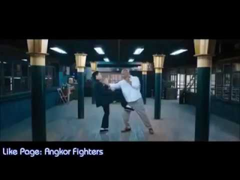 ‪Angkor Fighters  Donnie Yen vs Mike Tyson  IP Man 3‬