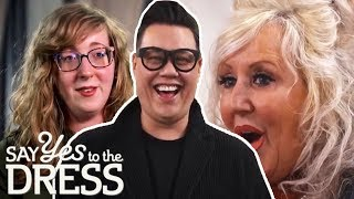 Gok&#39s Wisdoms: Find A Balance  Say Yes To The Dress Lancashire