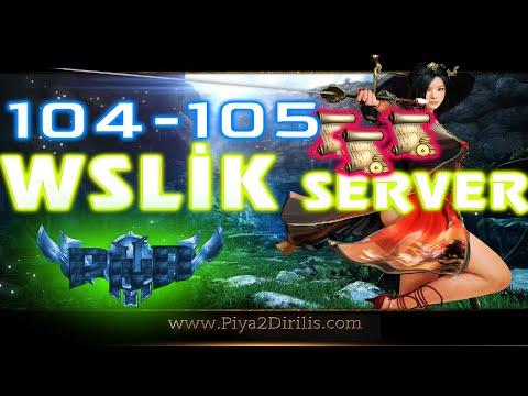METİN2 WSLİK SERVER | PİYA2DİRİLİŞ 104-105 BEDAVA EP DÜŞÜRMELİ OT KASMALI 20NİSAN 21:00 SİZLERLE !