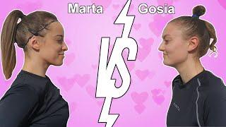 Marta vs Gocha   1vs1