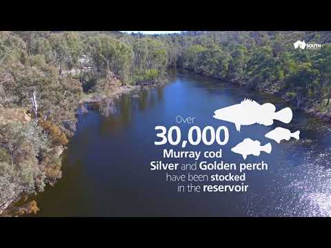 Beetaloo Reservoir - open for Recreational fishing 1 May,  2018