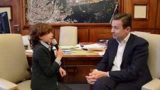 La boîte à questions de Max -- Avec Monsieur Damien De Keyser, Echevin de Woluwe Saint Pierre.