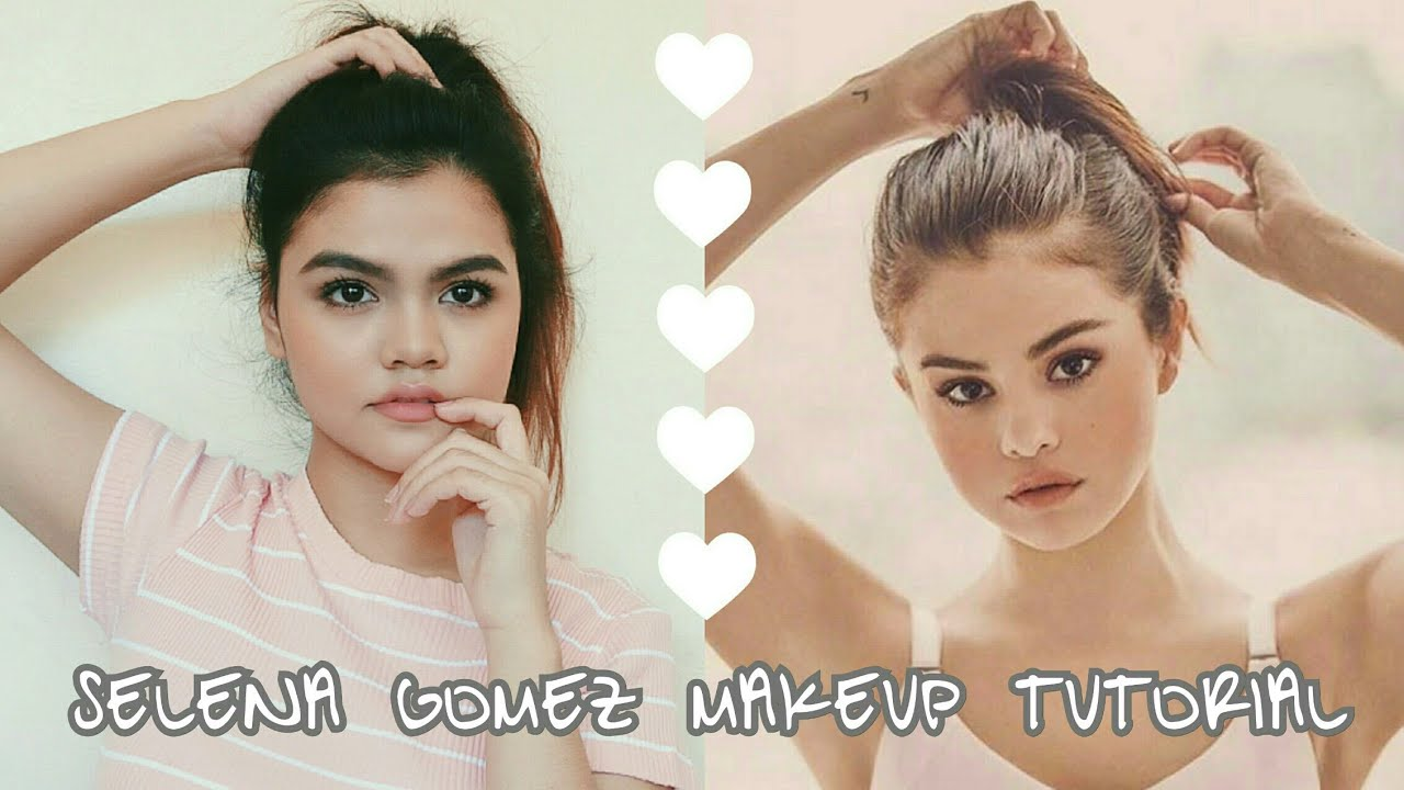 Selena Gomez Slow Down Makeup Tutorial