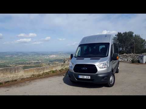 FORD TRANSIT: 14 SEATS + DRIVER