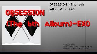 Download lagu OBSESSION -EXO