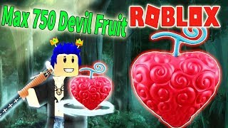 Roblox-Power Ultimate Demon Left Surgery OPE OPE NOMI MAX DEVIL 750   Steve's one piece