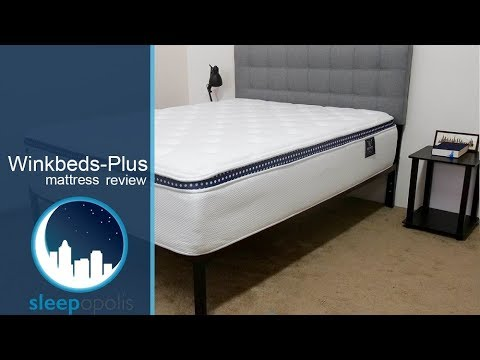 WinkBed Plus Mattress Review - YouTube