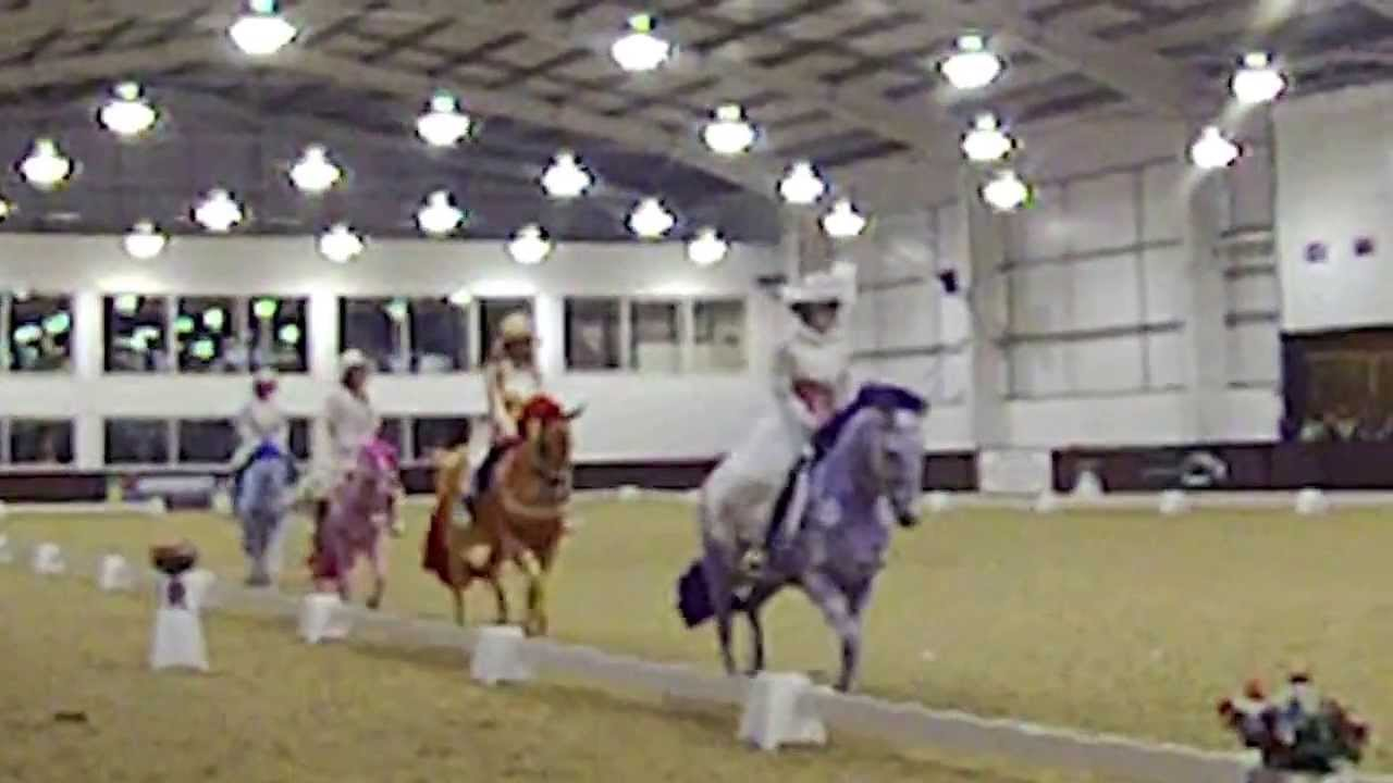 Brc Quadrille Qualifier Winning Team 2013 Cornwall
