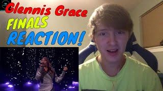 Glennis Grace America's Got Talent FINALS REACTION!