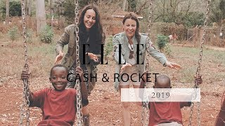 Cash & Rocket 2019 - Tuesday Arrival