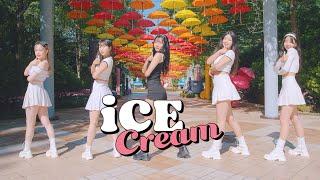 [AB] BLACKPINK - Ice Cream (with Selena Gomez)   커버댄스 DANCE COVER