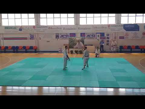 Khion ippon Kumite_Desio 2017