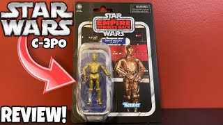 NEW VINTAGE COLLECTION STAR WARS C-3PO Figure Review (2020)