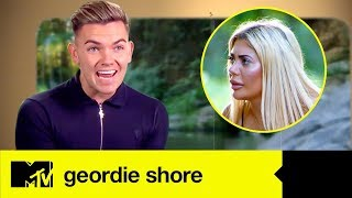 Howay! Sam Gowland Pops The Big Question To Chloe Ferry | Geor…