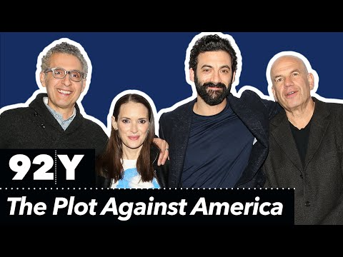 The Plot Against America: David Simon and cast with Peter Sagal ...