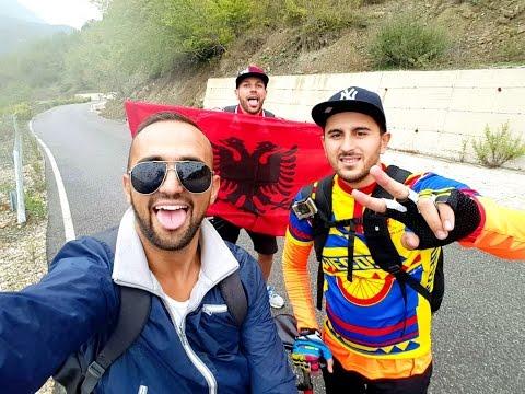 GoPro: Bike Discover Albania Tiranë-Dajt-Shën Gjergj