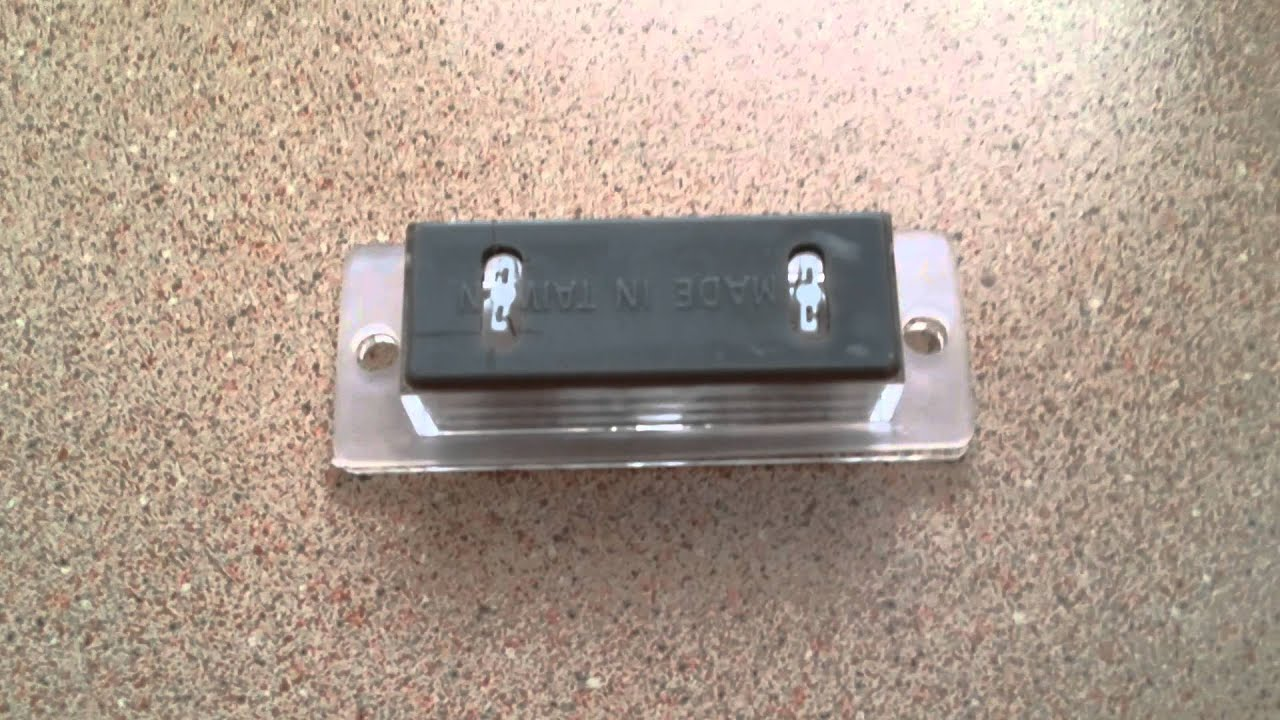 S10 Custom Led Roll Pan Light Mod Vid 2 Of 3 Youtube