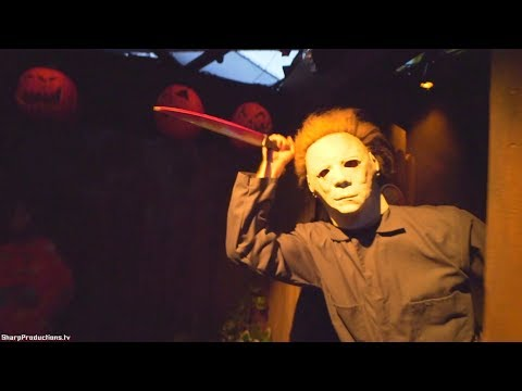 Halloween (Full Maze) at Halloween Horror Nights at Universal Studios Hollywood