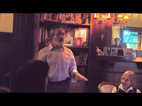 Aaron Peskin: Discrete Meeting at a District 3 Home