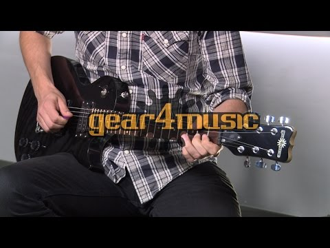 New Jersey II Electric Guitar by Gear4music