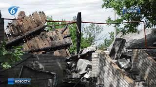 За прошедшие выходные ВСУ увеличили количество обстрелов прифронтовых районов Горловки