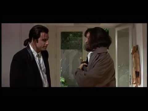 Pulp Fiction-Girl You'll Be a Woman Soon