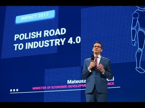 impact'17 Keynote Speech: Mateusz Morawiecki - Ministry of Economic Development, Ministry of Finance