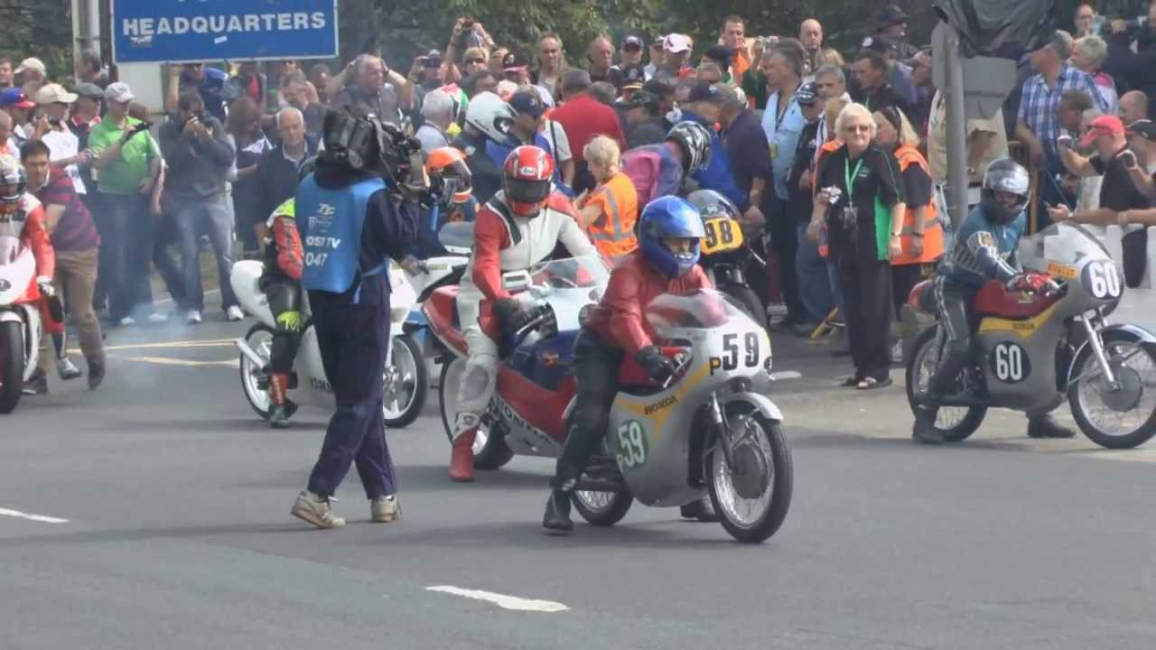 A report on the popularity of the isle of man tt festival