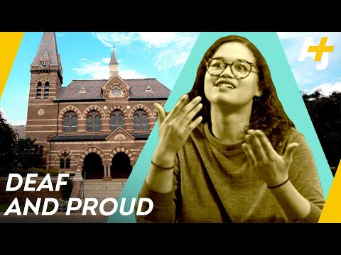 Inside A Deaf School's Fight For Civil Rights | AJ+