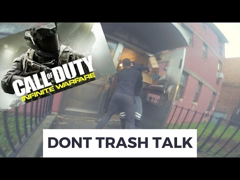 Thumbnail: CONFRONTING RACIST GAMER IN REAL LIFE