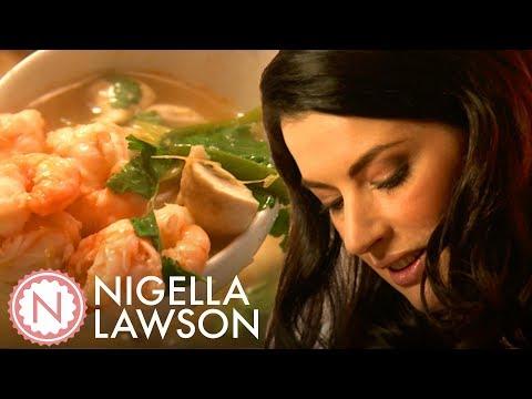 Nigella Lawson's Tom Yum Soup   Nigella Bites
