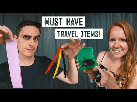 our-top-travel-items-&-gadgets-after-4-years-of-travel!---2019-travel-packing-guide