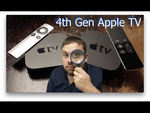 Apple TV 4th Gen. Should you upgrade?