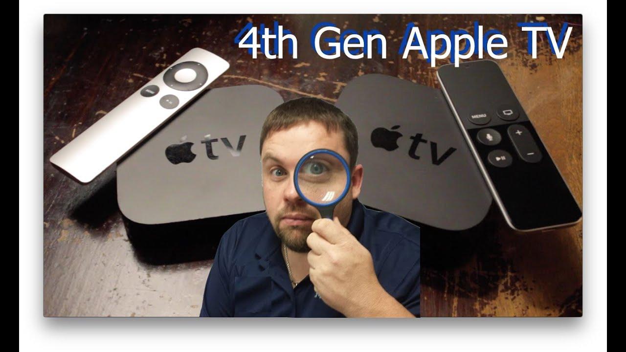 Apple tv 4th generation upgrade