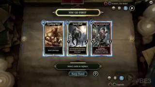 Bethesda Showcase (2016) - The Elder Scrolls Legends Presentation