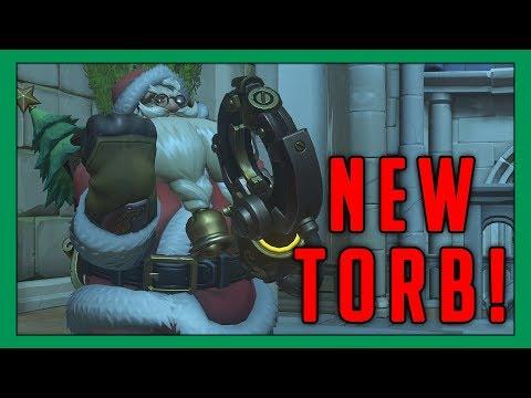 NEW Torb in FFA Deathmatch! - Seagull - Overwatch