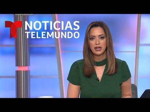 Las Noticias de la mañana, viernes 16 de agosto de 2019 | Noticias Telemundo