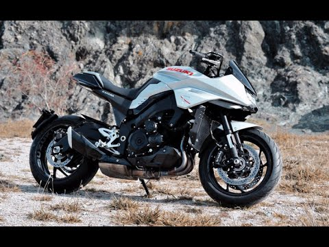 Suzuki KATANA  first look
