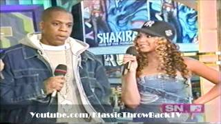 Jay-Z and Beyonce Interview (2002)