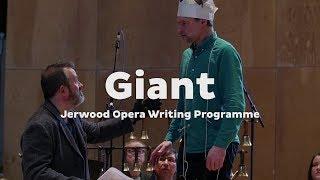 Giant • Sarah Angliss & Ross Sutherland • Jerwood Opera Writing Programme • Snape Maltings thumbnail