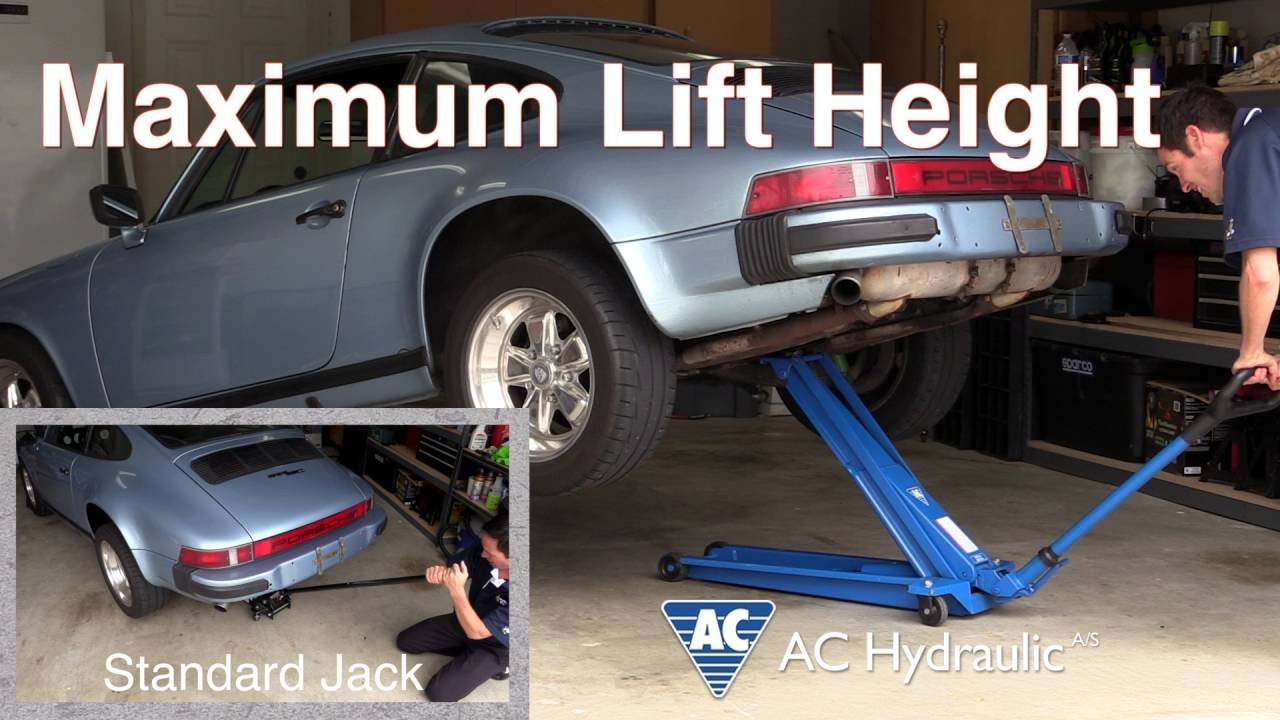 Car Diy Extra Ac Hydraulic Jack Vs Standard Jacks Comparison Ton Floor Parts Diagram Pelican