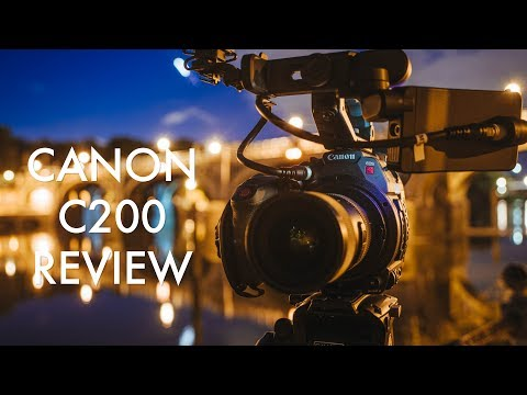 Review of the Canon C200