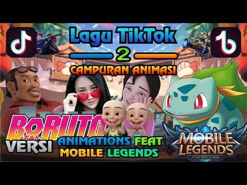 DJ AISYAH CARI POKEMON - MOBILE LEGENDS VERSI UPIN IPIN