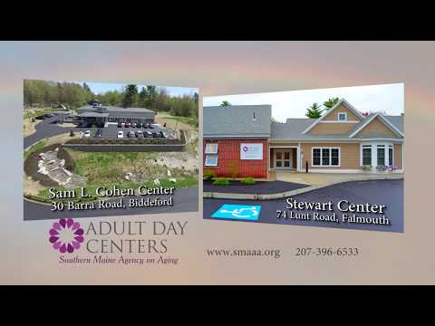 Adult Day Centers at Southern Maine Agency on Aging